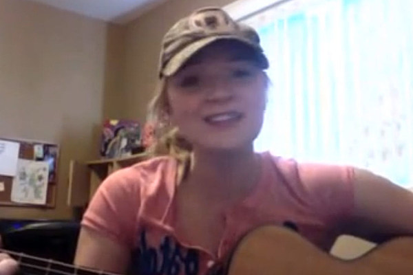 Girl Covers Kelsea Ballerini Love Me Like You Mean It