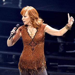 country music news-Reba McEntire