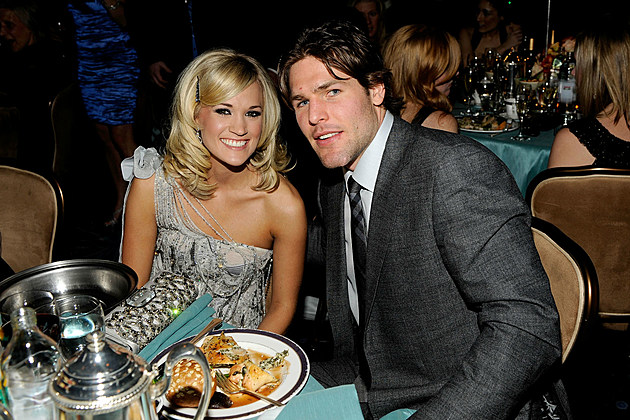 Carrie Underwood + Mike Fisher's Most Adorable Moments. Image ...