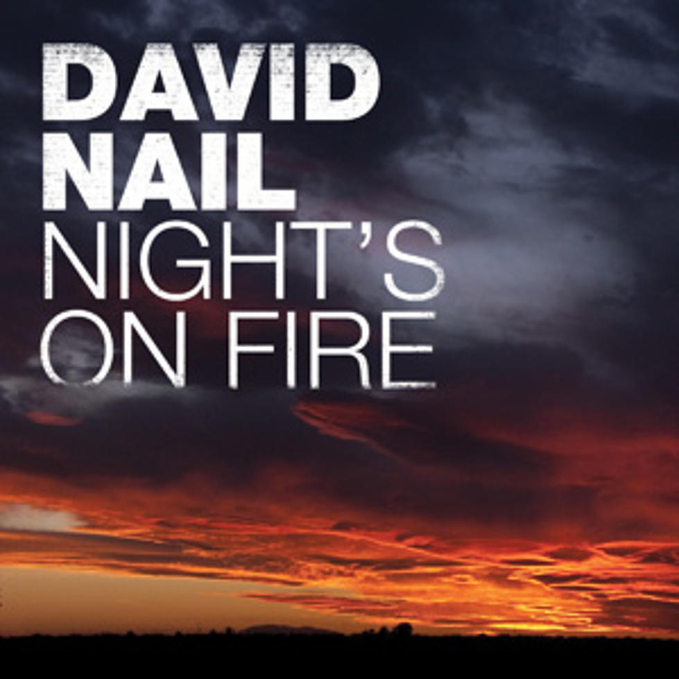 David Nail, \'Night\'s on Fire\' [Listen]