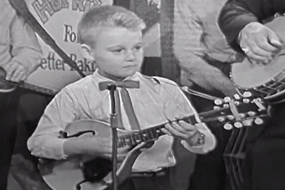 Image result for young ricky skaggs