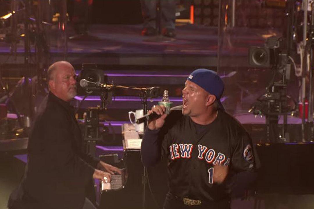 Remember when garth brooks sang a duet with billy joel m4hsunfo