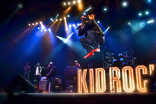 Kid Rock Heading To Country On The River In 2016