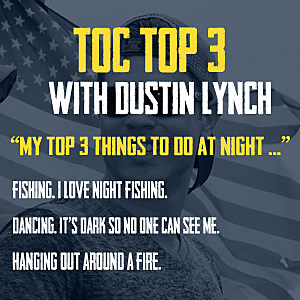 Dustin Lynch Top 3