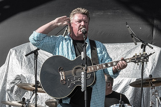 joe diffie country on the river 2015