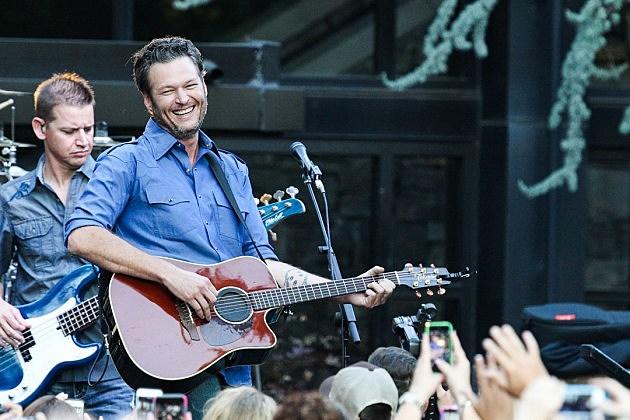Blake shelton tour dates in Australia