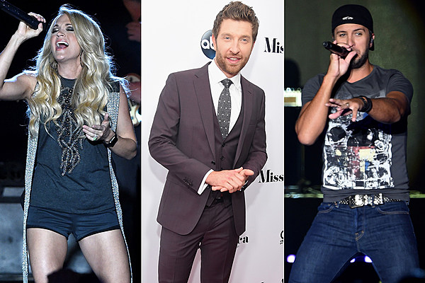 See Who Makes the List for Top 40 Country Songs: October 2015 | Big