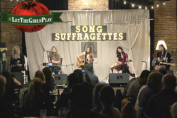 #LetTheGirlsPlay: Song Suffragettes Cover Meghan Trainor's