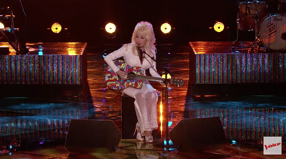 Lyric coat of many colors lyrics : Dolly Parton Brings 'Coat of Many Colors' to 'The Voice' [Watch]