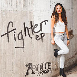 Annie Bosko Stands Strong With Inspirational Fighter Ep