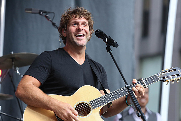 Billy Currington Heartbreak