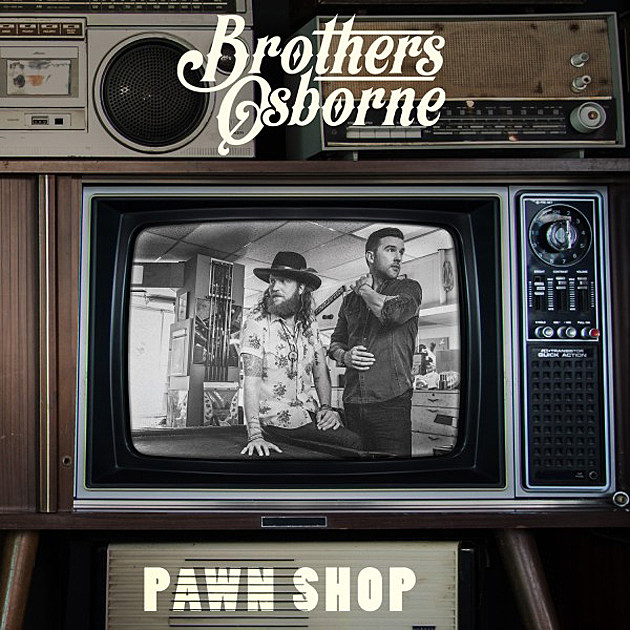 Brothers Osborne Pawn Shop-Album