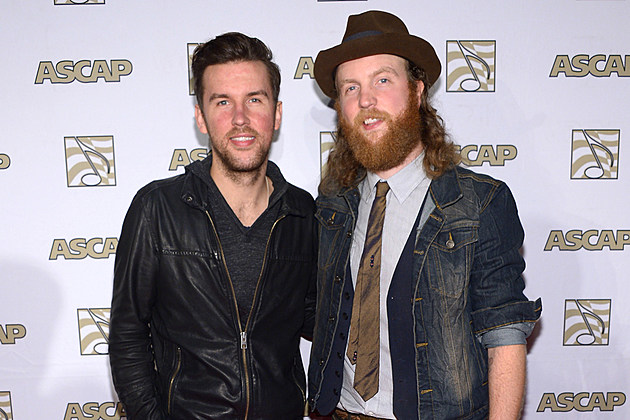 Brothers Osborne attend ASCAP Country Music Awards