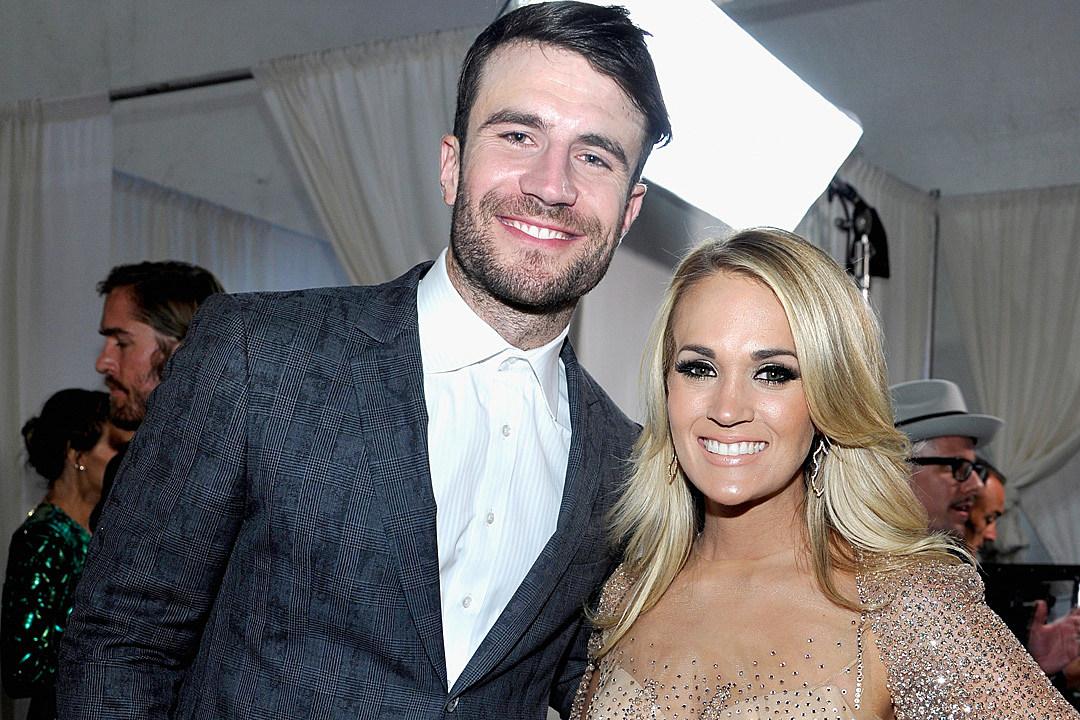 Carrie Underwood Sam Hunt Grammys
