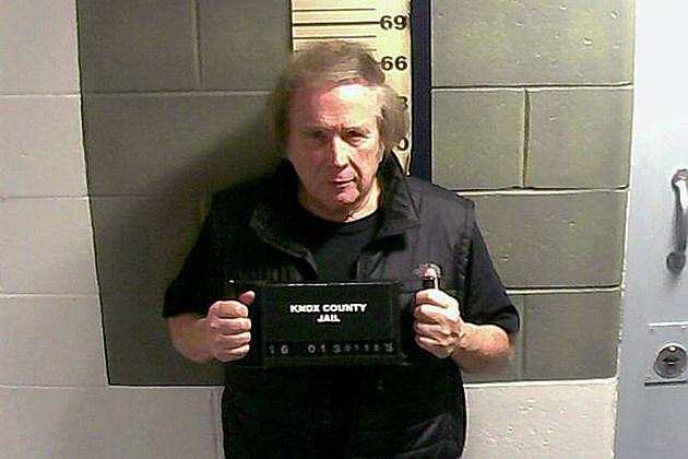 Don McClean Mug Shot