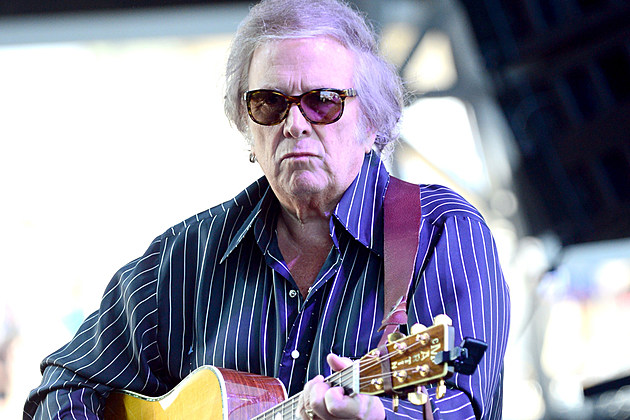 Don McLean Denies Charges
