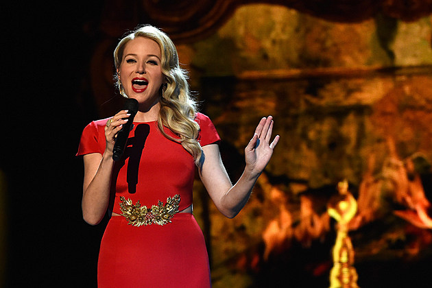 Jewel performs at CMA 2015 Country Christmas