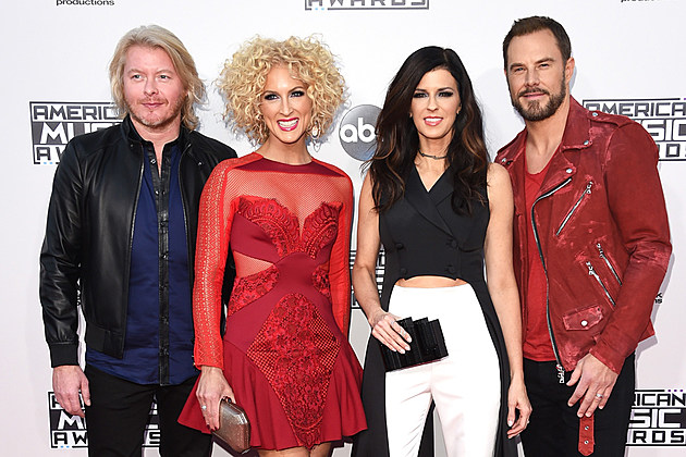 Little Big Town Grammy Performers