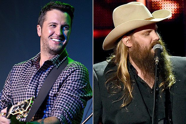 Luke Bryan Chris Stapleton