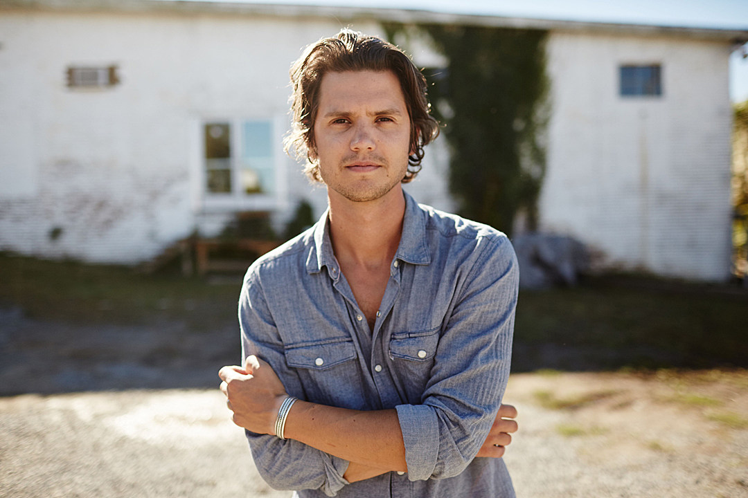 Steve Moakler Shares Hometown Inspiration for 'Steel Town' at Release Party