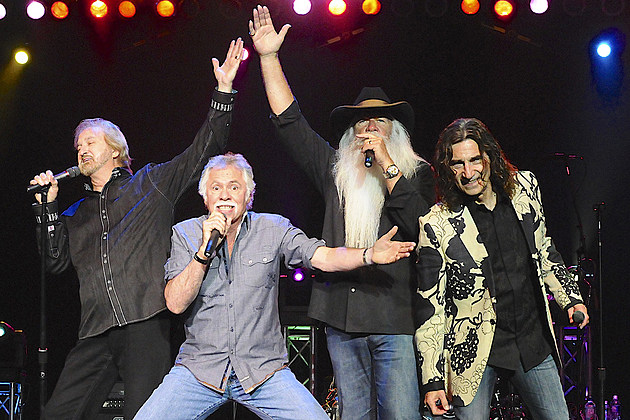 Oak Ridge Boys live in concert