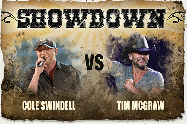 cole swindell tim mcgraw showdown