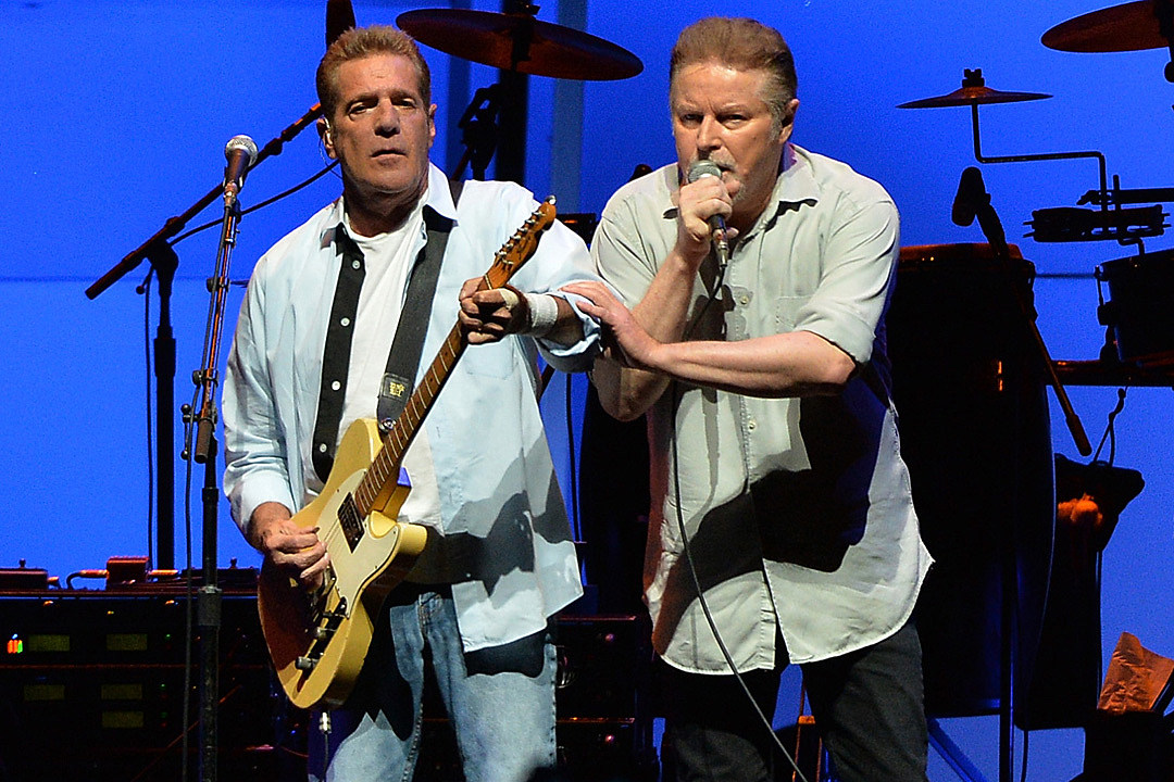 Glenn Frey Was 'The James Dean' of the Eagles, Don Felder Writes