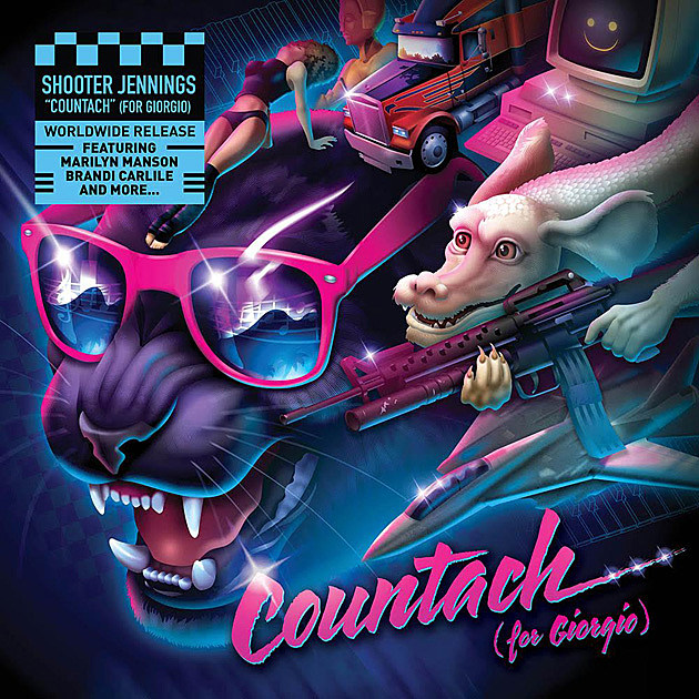 shooter jennings countach, shooter jennings marilyn manson