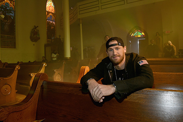 Chase Rice Back to College Tour
