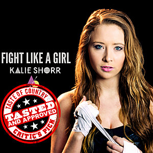 Fight Like a Girl Cover Art