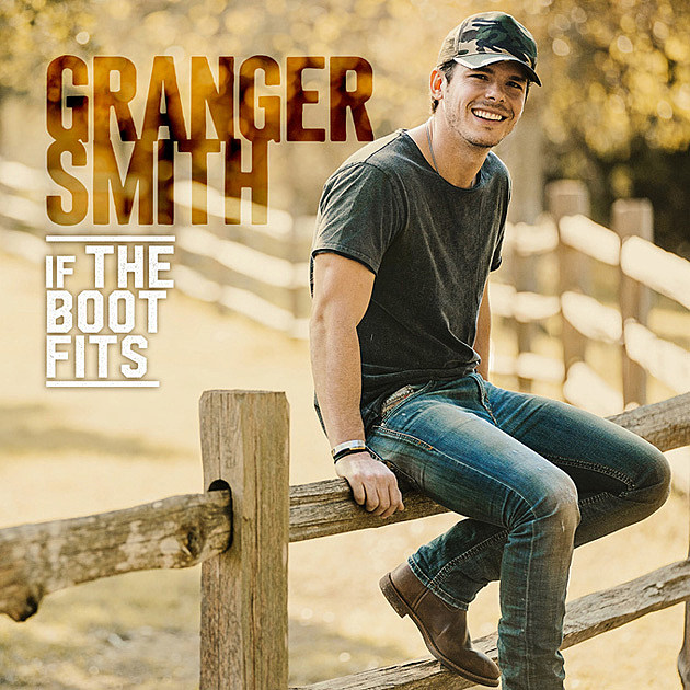 Granger Smith If the Boot Fits Album Art