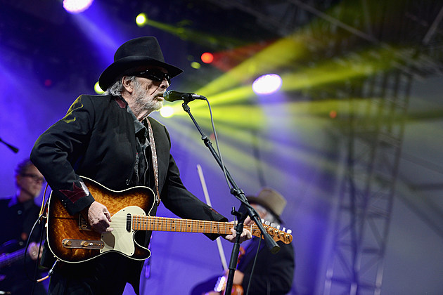 Merle Haggard Cancels February Shows Due to Health Concerns