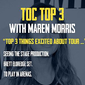 Top 3 Maren Morris