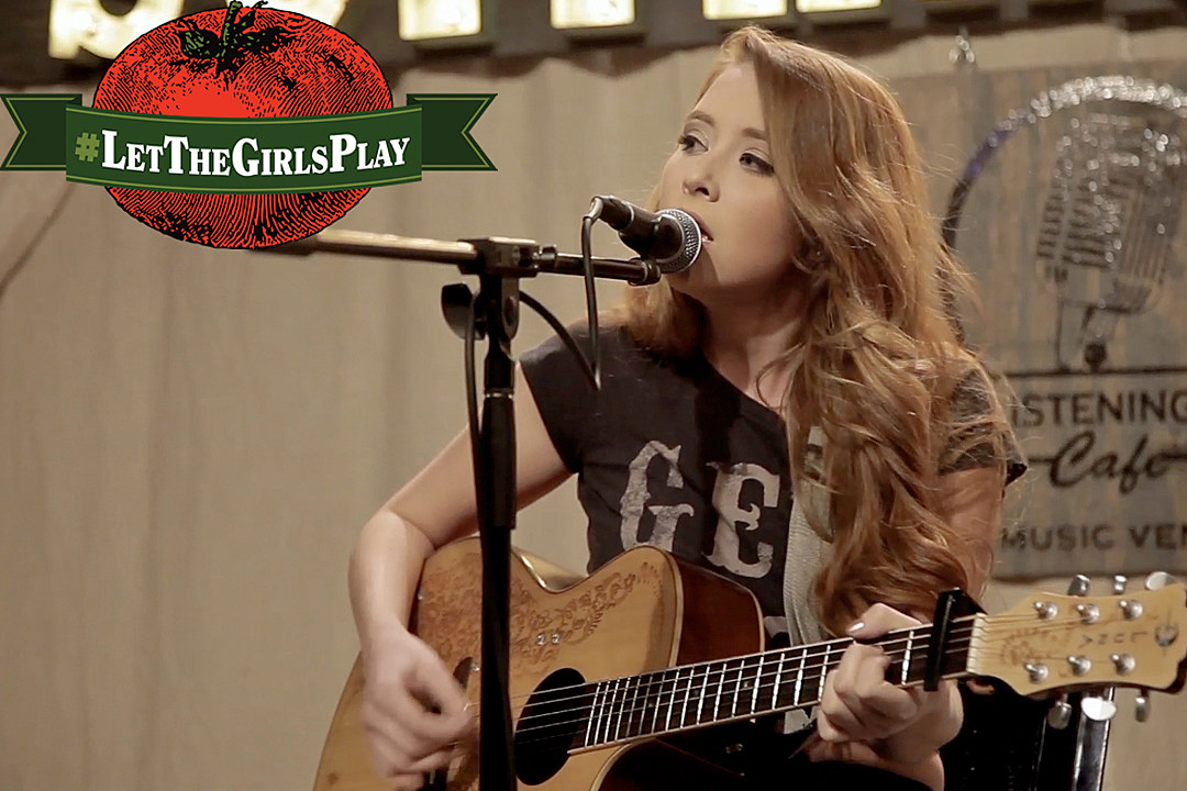 Letthegirlsplay Cover Alison Krauss When You Say Nothing At All