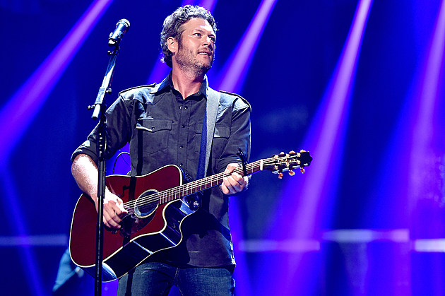 Blake Shelton ACM Snub Not Worried