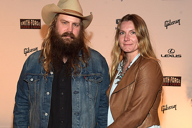 Listen To Morgane And Chris Stapleton 39 S Haunting 39 You Are
