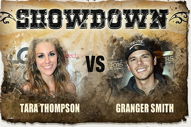 tara thompson someone to take your place, granger smith if the boot fits