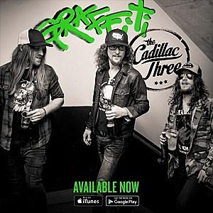 The Cadillac Three Graffiti Single Cover
