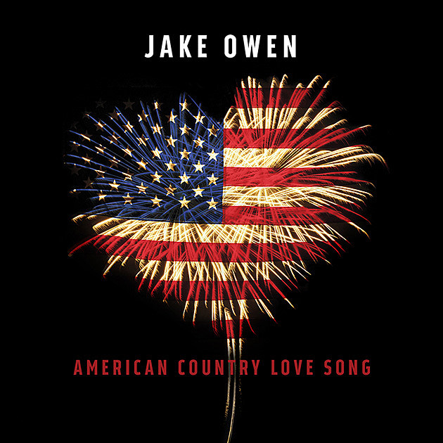American Country Love Song Album Art