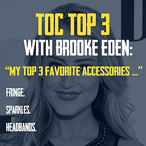 Brooke Eden Top 3