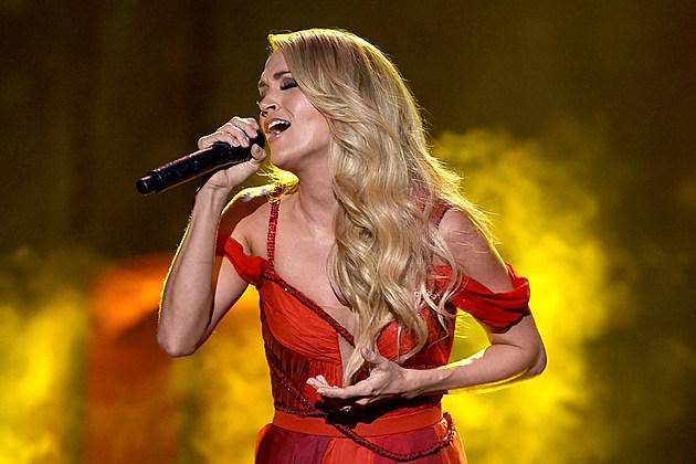 Carrie Underwood Singles Ranked