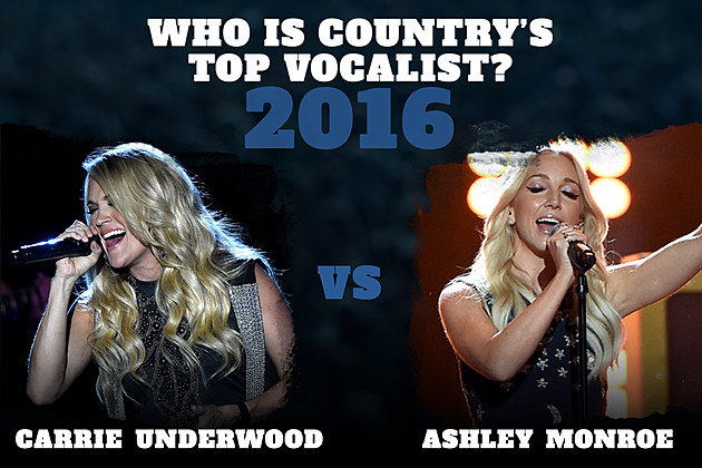 Carrie Underwood Ashley Monroe