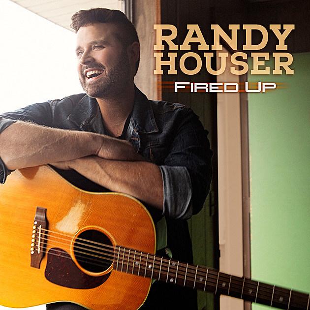 Randy Houser Fired Up Album Cover