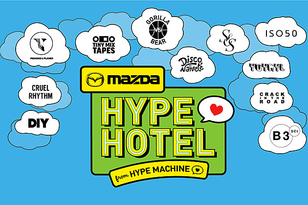 Hype Hotel Graphic