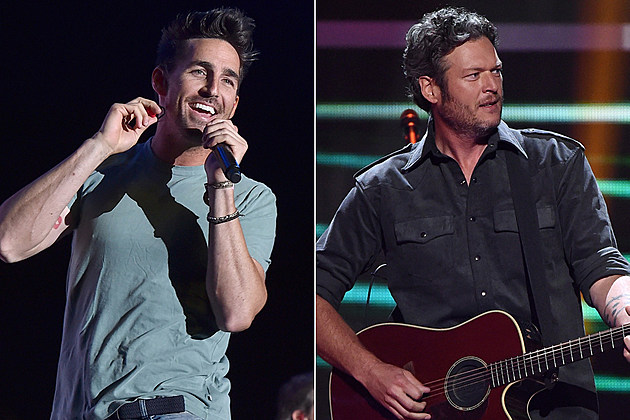 Jake Owen Blake Shelton New Songs On Radio