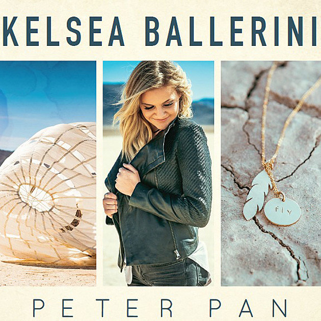 Kelsea Ballerini Peter Pan Cover