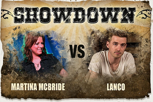 Martina McBride, Lanco Showdown