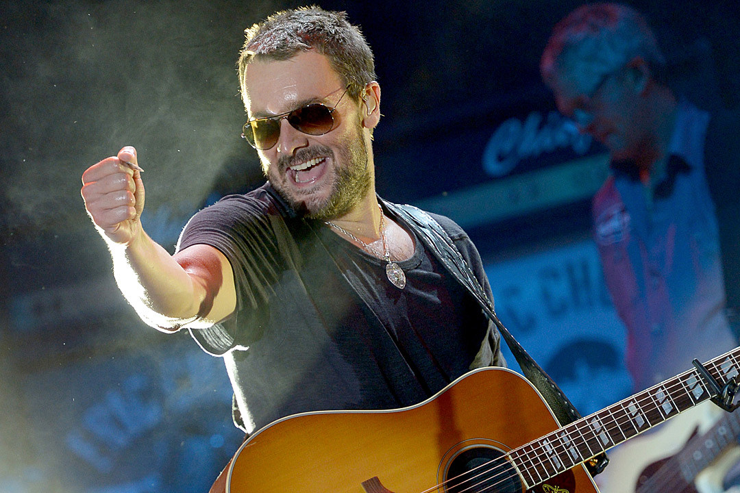 Eric Church Cancels 25000 Tickets Purchased by Scalpers