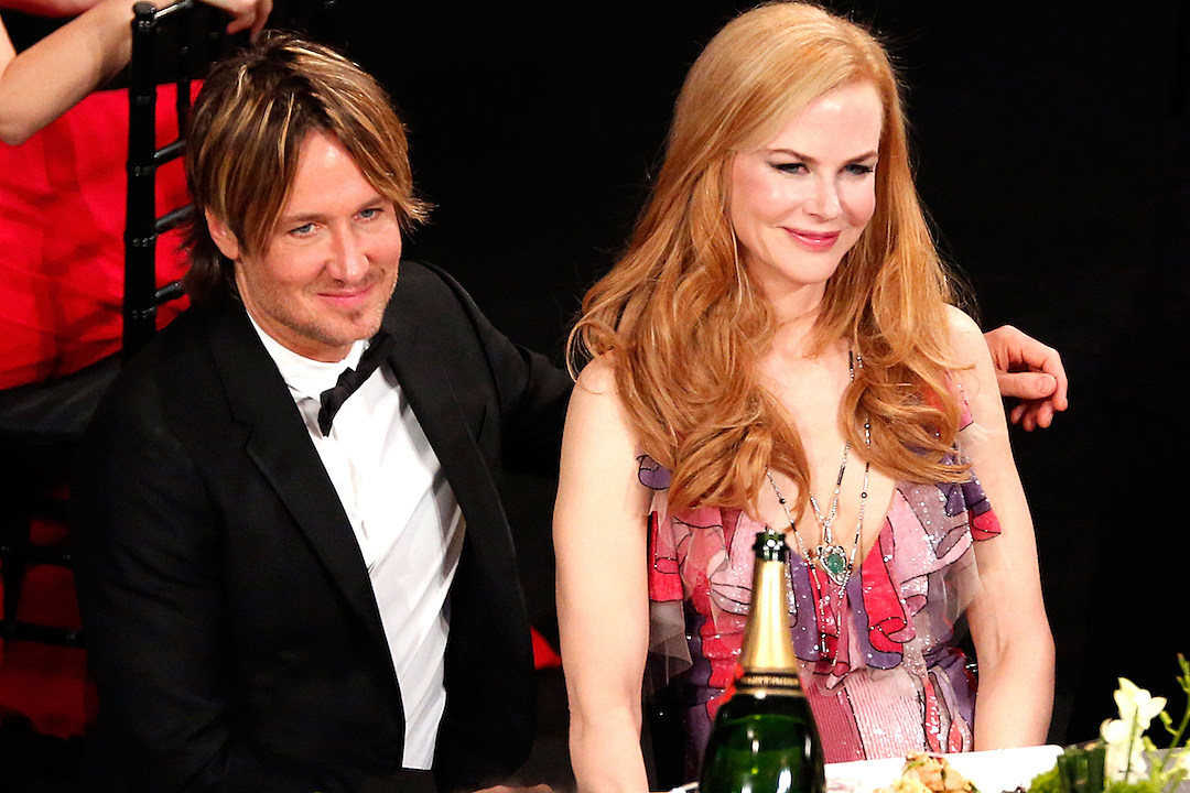 Keith and nicole are 39 done with babies 39 for Keith urban and nicole kidman latest news