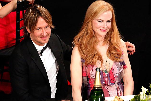 Keith Urban And Nicole Kidman To Renew Their Wedding Vows: Keith Urban And Nicole Kidman Won't Be Renewing Their Vows